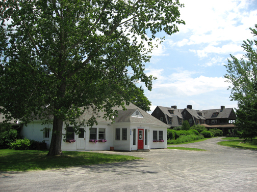 Registration Office and Main House