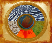 Claudia's medicine wheel