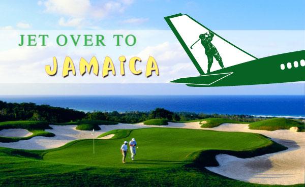 Jet Over to Jamaica