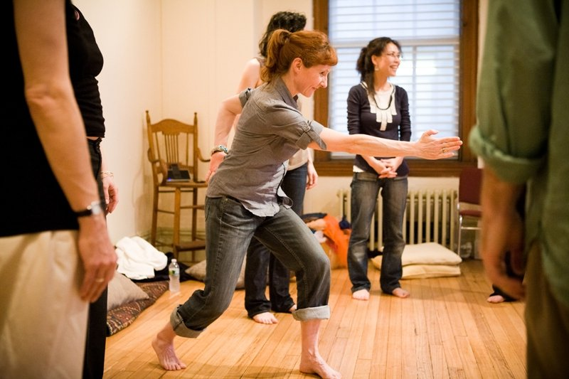 CANY drama therapy training workshop