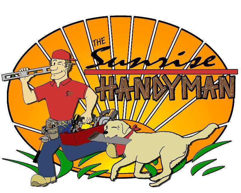 Sunrise Handyman Logo