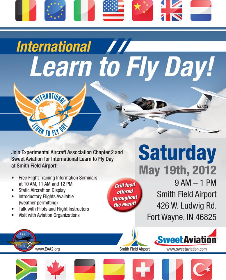 Learn to Fly Day
