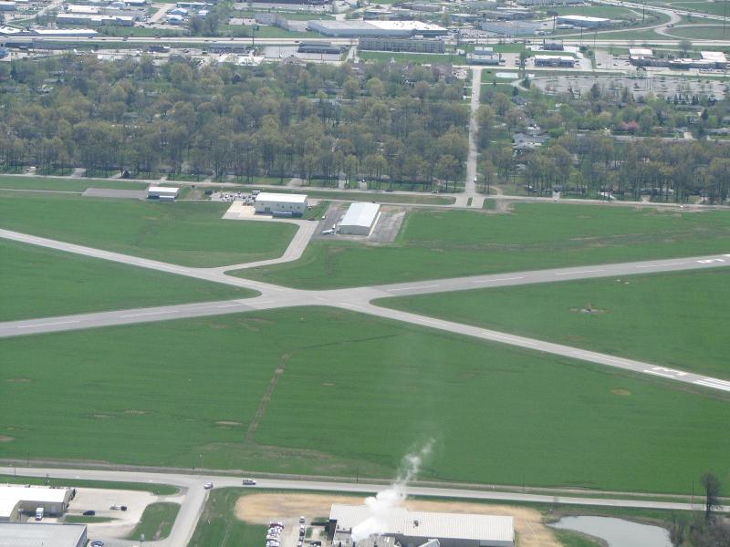 New T-Hangar