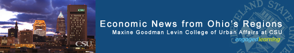 Economic News Blue Banner