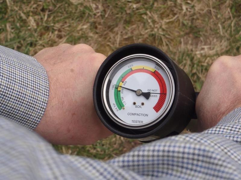 soil penetrometer