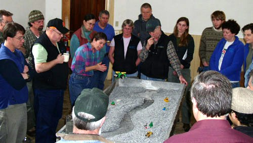 alluvial soils workshop