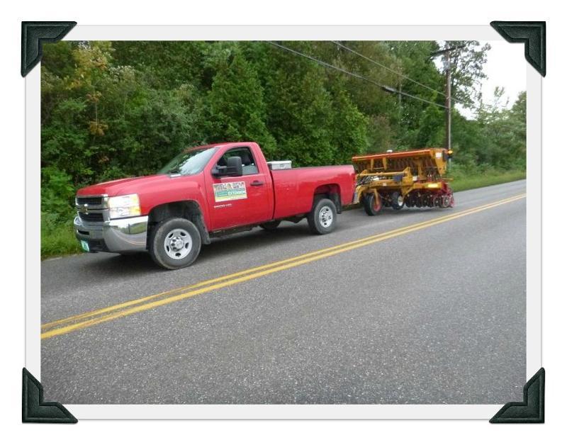 truck drill