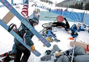 ski apache dummy gelunde