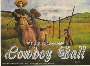 cowboy ball