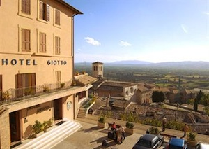 assisi italy workshop