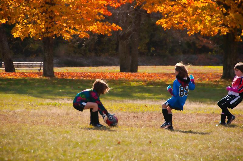 Autumn Soccer