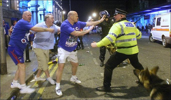 Soccer (Football) Riots