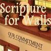 Scripture for Walls