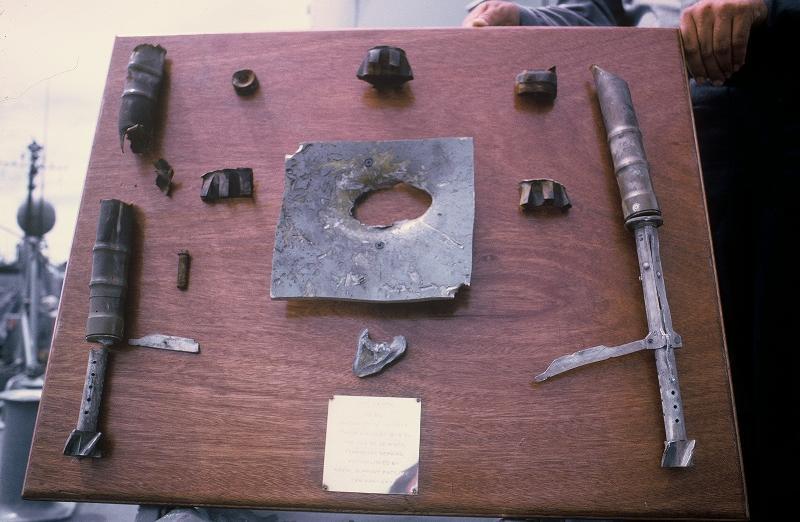 Ship parts