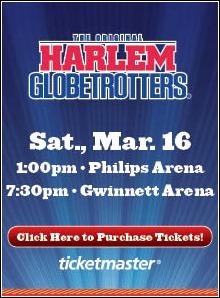 Harlem Globetrotters ad