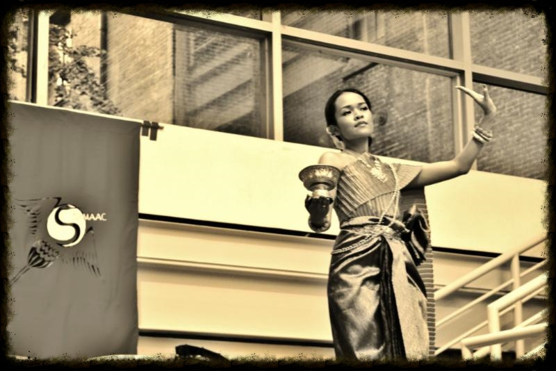 Lanica Angpak - Blessing Dance