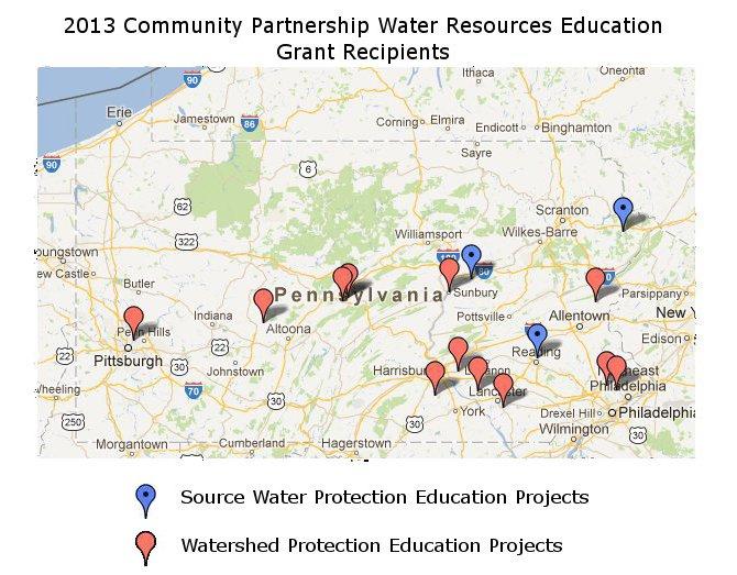 2013 wren grant map