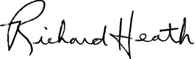 Rich's signature