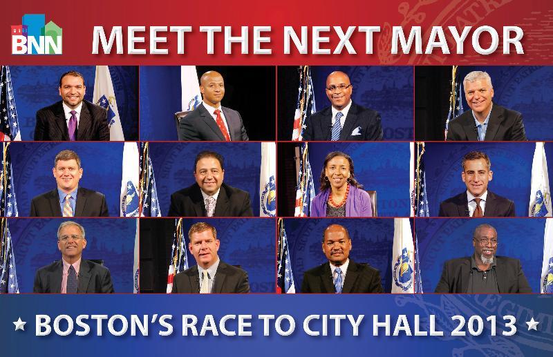 Meet the Next Mayor on BNN-TV