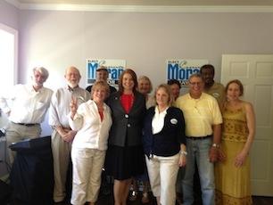 Moran Campaign HQ Grand Opening