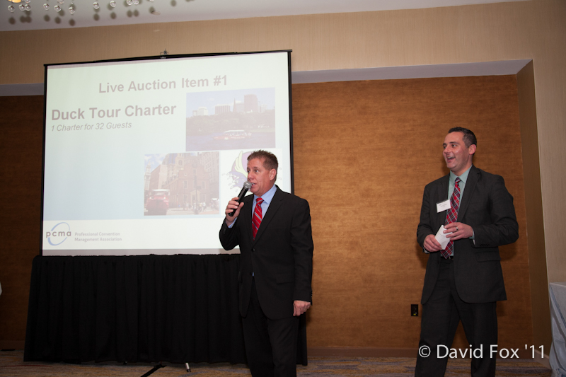 2011 Annual Meeting Auction