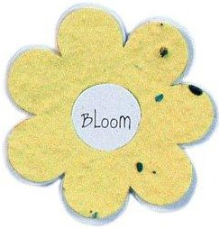 bloom gift tag