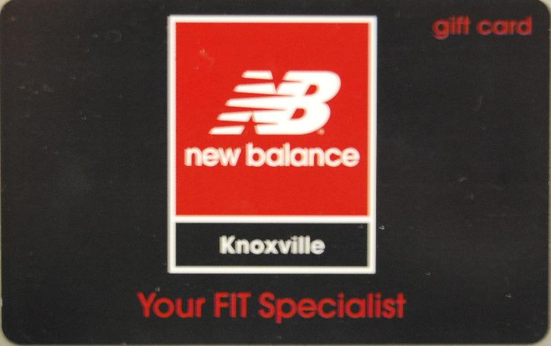 balance shoes gift card