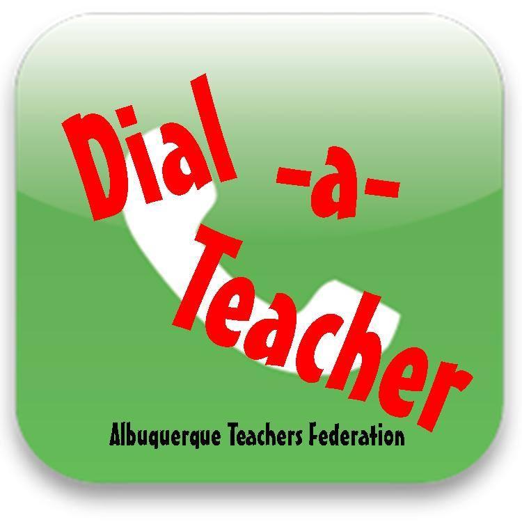 Albuquerque teachers federation homework hotline