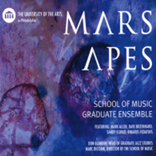 Mars Apes CD cover