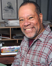Jerry Pinkney '60 (Advertising Design)