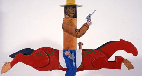 John Wayne by Marisol