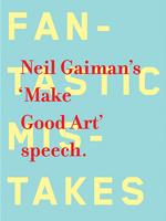 Make Good Art book cover