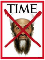 Osama bin Laden Time magazine cover