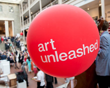 Art Unleashed 2013