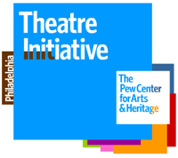 Pew Theater Initiative Grant logo