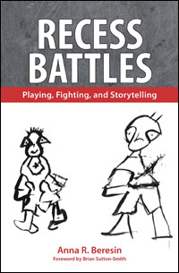 "Cover of Beresin's ""Recess Battles"""