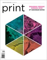 Print magazine December 2010 cover