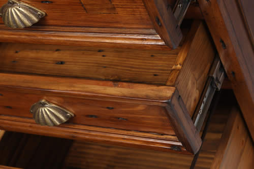Reclaimed Drawers