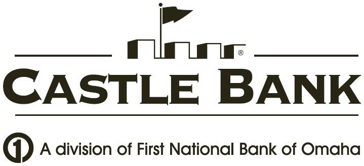 Castle Bank logo black