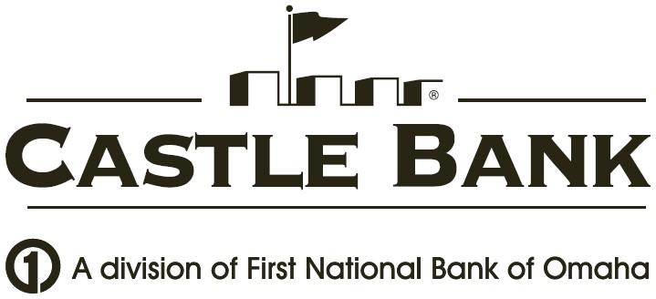 Castle Bank logo black