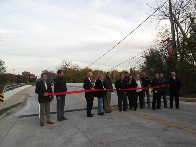 opening of the Bridge