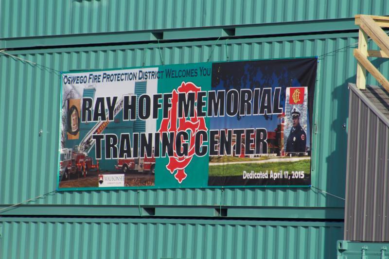 Oswego Fire  Training