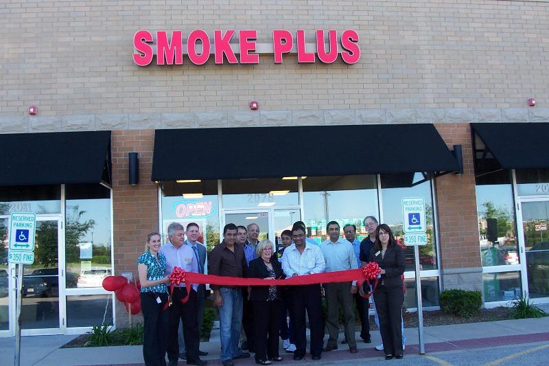 Smoke Plus Grand Opening
