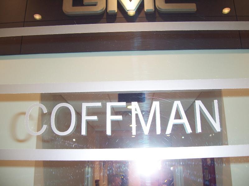 COFFMAN WALL