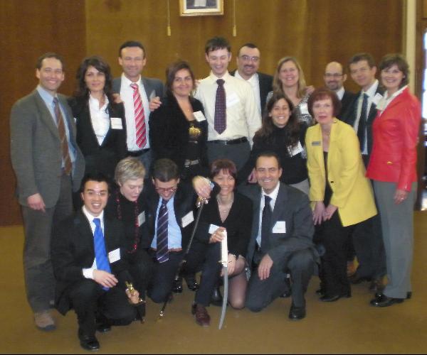 LB1 executive group '08