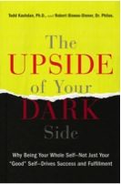 The upside of the dark side cover