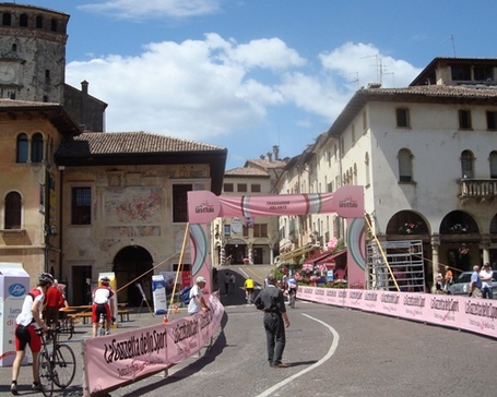 Asolo in pink