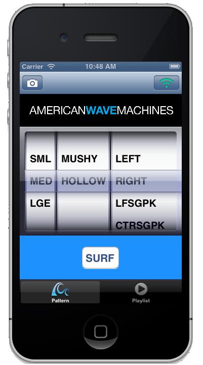 AWM Perfect Swell Wave App Screenshot