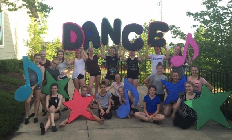 Dance Sign June 2016