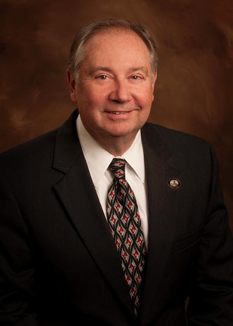 Denning Official Senate Photo